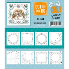 Dot and Do cards only 34