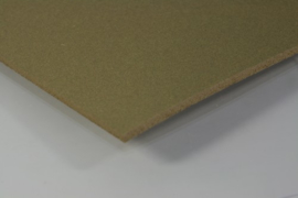 CraftEmotions Kurklino plaat zacht, ruw 4,5mm 21x30cm