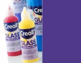 Creall Glass - glasstickerverf violet 1 FL - 80 ML 20528