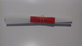 witte flex 30x24,5 cm