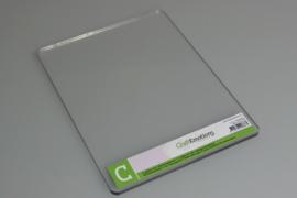1 ST (1 ST) C plaat voor stansmachine 5mm