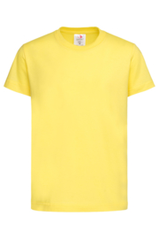 Classic-T Crew Neck Kids YEL yellow XL (158/164)