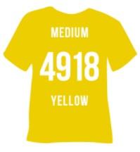 4918   Poli-Flex Medium Yellow Turbo