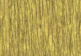 1 Pak  Crepepapier goud 250X50CM