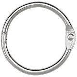 Boekbinders Ringen per stuk 40 MM