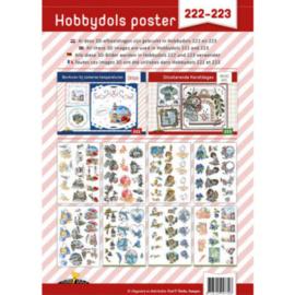 hobbydols poster 222-223
