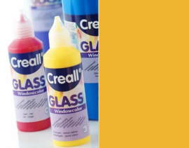 Creall Glass - glasstickerverf oranje 1 FL - 80 ML 20508
