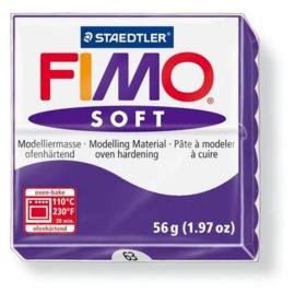 Fimo Soft pruim 57 GR 8020-63