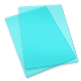 Sizzix Accessory - Cutting pads standard 1 pair (mint) 660522