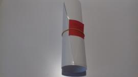 witte flex 28x19 cm