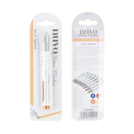 Nuvo Glitter marker - sweet apricot 191N (04-19)