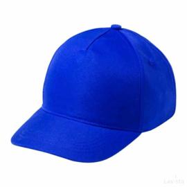 Kindercap Blauw