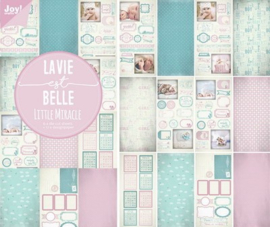 paperblok Joycrafts Little Miracle 6011/0384