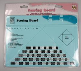 Nellie's Choice Scoringboard A4 NSCB001