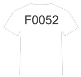 F0052   White Gloss Siser Vernice