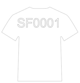 SF0001 White Siser Soft