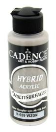 Cadence Hybride acrylverf (semi mat) Mink grijs 01 001 0063 0120 120 ml