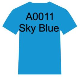 A0011   Siser  Hemelsblauw