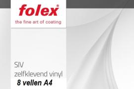 Folex SIV zelfklevend vinyl 8 vel A4