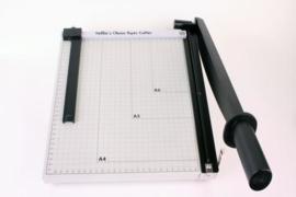 Nellie`s Choice XL metalen Papier snijder met schuif 30cm PAT001 30cm