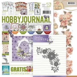 Hobbyjournaal 159 plus gratis mal