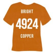 4924   Poli-Flex Turbo bright copper