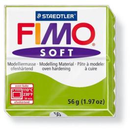 Fimo Soft appelgroen 57 GR 8020-50