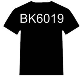 BK6019  Brick 600 Zwart
