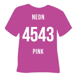 4543S   Block out Neon Pink