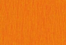 1 Pak  Crepepapier oranje 250X50CM
