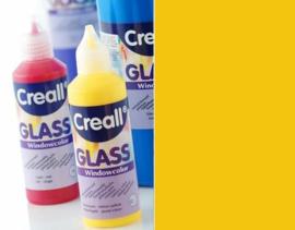 Creall Glass - glasstickerverf neonoranje 1 FL - 80 ML 20583