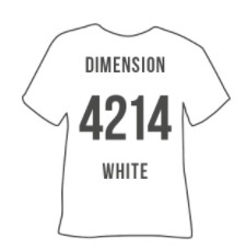 4214 White Dimension
