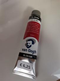 331 Kraplak Donker olieverf van Gogh