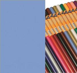 Haza  Zijdevloeipapier middenblauw 18gr 5VL 50x70cm