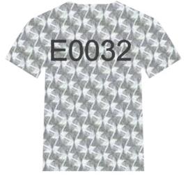 E0032  Electric lens zilver Siser