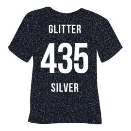435 Glitter Silver
