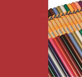 Haza  Zijdevloeipapier rood 18gr 5VL 50x70cm