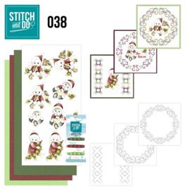 Stitch and Do 38 - Christmas Children