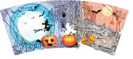 Halloween Beker