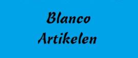 Blanco Artikelen