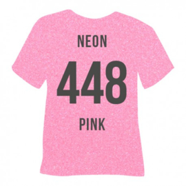 448 Neon Pink Pearl Glitter