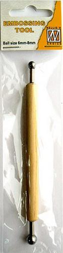 nellie's choise embossingtool 6-8 mmET004