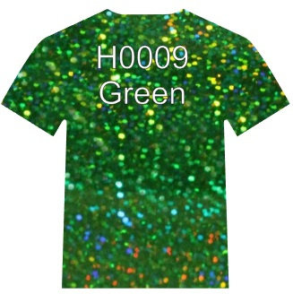 H0009 Siser Holographic  Green