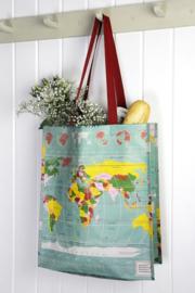 Shopper World Map