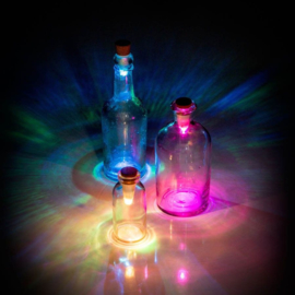 Bottlelight multicolour
