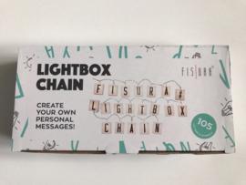 Lightbox letterslinger