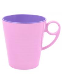 Koffie/theemok lichtroze