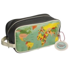 Toilettas World Map