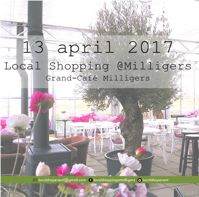 Local Shopping@Milligers 13 april 2017