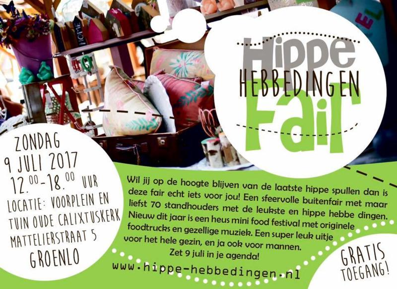 Hippe Hebbedingen Fair - 09 juli 2017